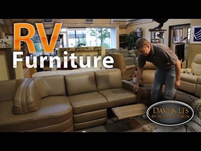 Rv Furniture Recliners Chairs Sofas, Travel Trailer Furniture