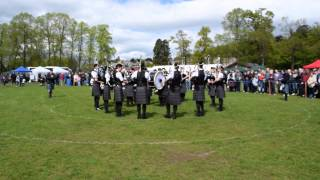 Granite City Pipes And Drums Grade 4 MSR