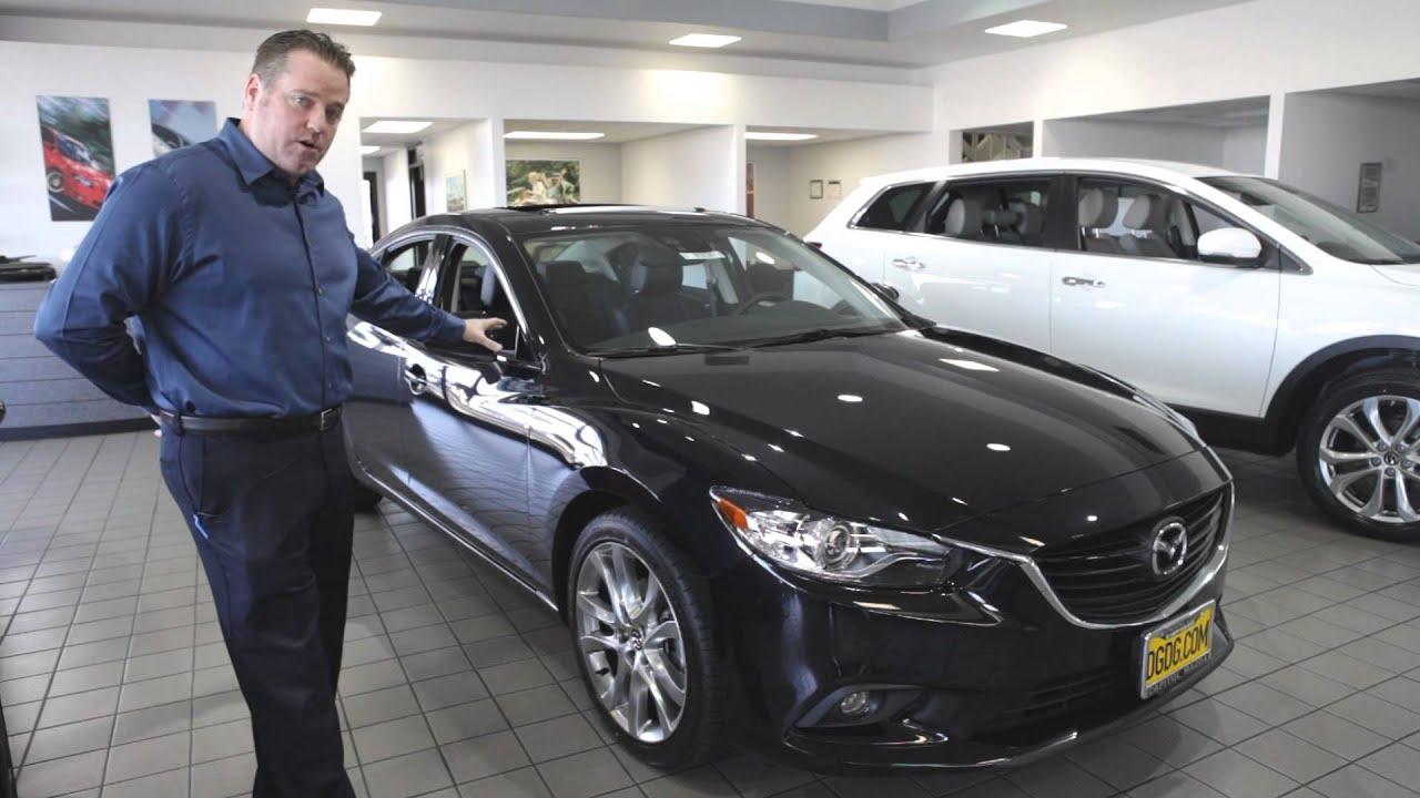 In Depth Review 2014 Mazda6 Skyactiv Interior/Exterior | Capitol Mazda San  Jose, CA   YouTube