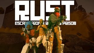 [SHORT MOVIE] Rust - Escape from a Russian prison