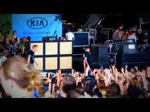 We Came As Romans [HD] - Intro, Hope LIVE @ Milwaukee Vans Warped Tour 2013