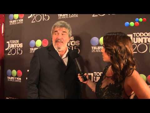 Alfombra Roja, Miguel Ángel Rodríguez - Todos Juntos 2015