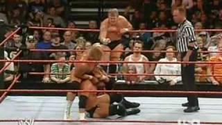 Triple H vs. Lance Cade & Trevor Murdoch