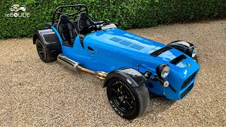 Lot 140 - Caterham Super 7 620R 2016 - leBolide.com