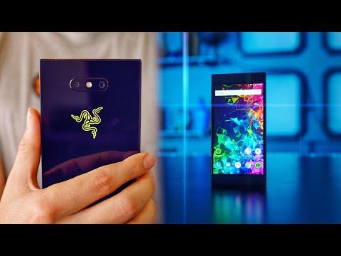 Razer Phone 2 - I like my iPhone XS a little less...