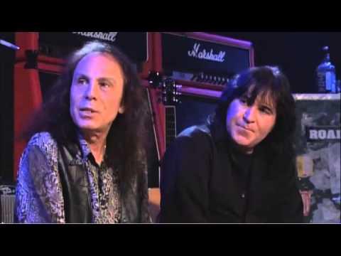 Dio and Simon Wright