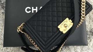Chanel Cruise 2017 Classic And Boy Bag