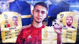 МОЙ САМЫЙ СИЛЬНЫЙ СОСТАВ В FIFA 17