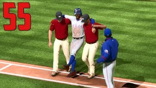 MLB 14 The Show - Road to the Show (Part 55 - Injured)