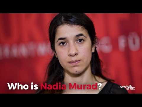 Who is Nadia Murad?