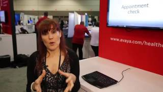 Avaya Messaging Automation - Healthcare Chatbot Demo
