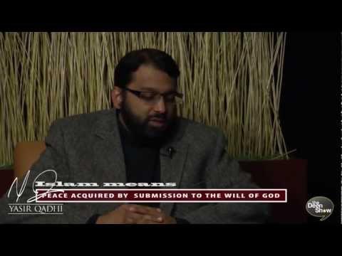 Islamic solution to homosexual urges - Yasir Qadhi | December 2012