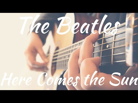 The Beatles | Here Comes The Sun | Fingerstyle Guitar