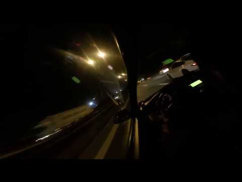 EG K20 Turbo İstanbul Rolling Nights action with Porsche & Cupra