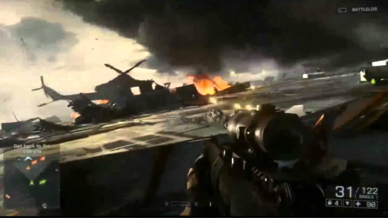 Xbox One Battlefield 4 Gameplay Battlefield 4 - Gameplay