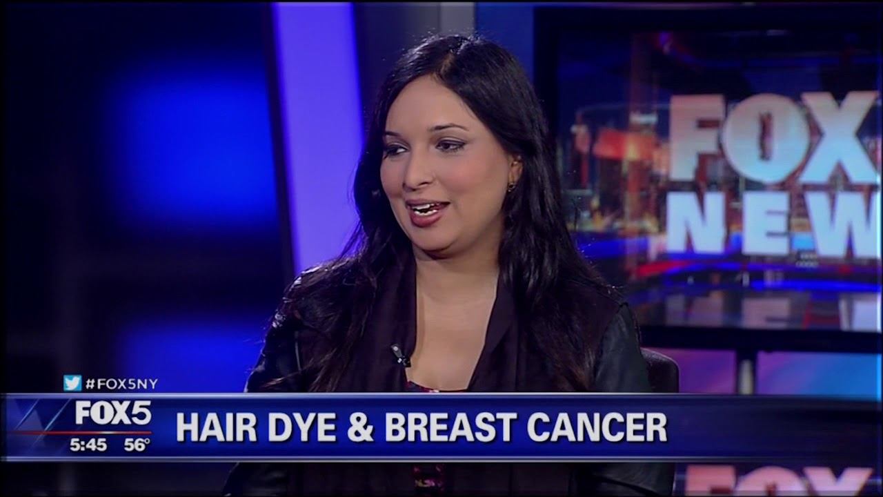 Hair Dye And Breast Cancer 10 16 17 Youtube