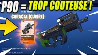 La Caracal Far Too Expensive But Nice! Fortnite Saving the World