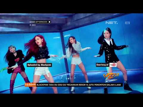 HALLYU UPDATES-  Black Pink Kuasai Pasar K POP Mp3
