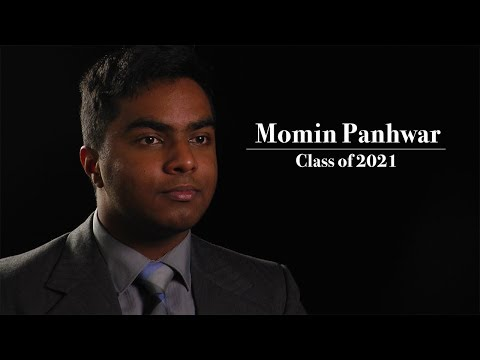 Spiritual Lives at Lawrence: Momin Panhwar