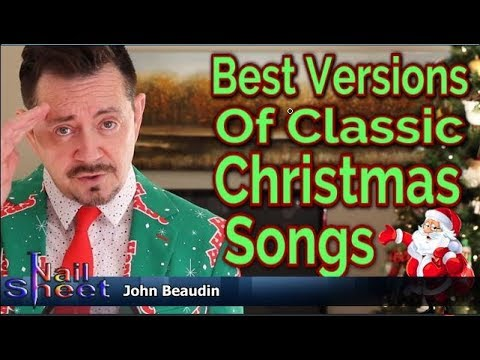 We Pick The Best Versions Of Classic Christmas Songs