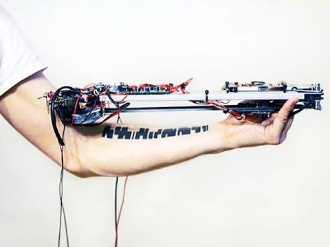 Tattoos That Play Sound -- BiDiPi #46