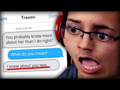 I WAS A DIRTY BOY... I deserved this lol [HOOKED - Scary Chat Stories, THE GAME + FREIGHT ELEVATOR]