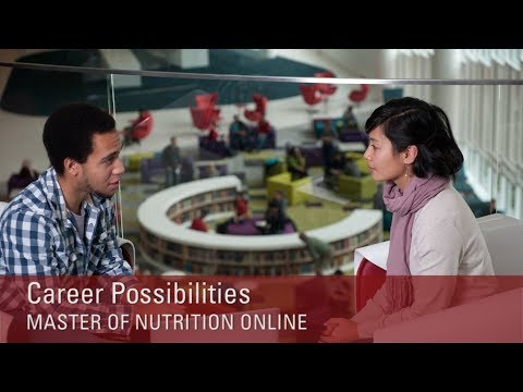 Career Possibilities - NC State University Master of Nutrition Online