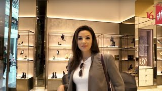 25 Questions with Eva Longoria  | Dubai Shopping F...