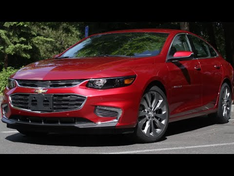 2016 Chevrolet Malibu Chevy Review Ratings Specs Prices And Photos The Car Connection