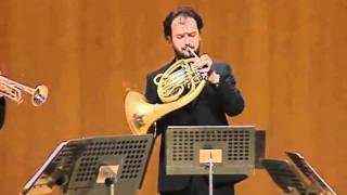 Gomalan Brass Quintet - Sonata a Cinque LIVE IN TOKYO