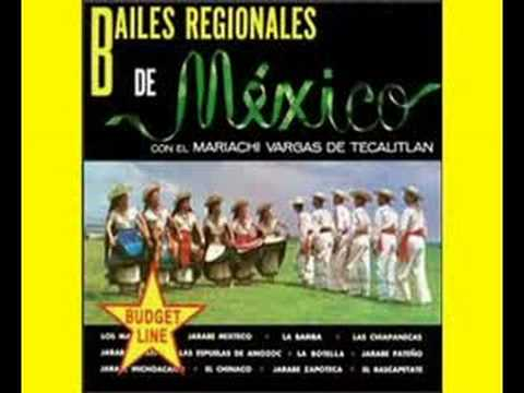 Mariachi Vargas de Tecalitlan  Jarabe Mixteco