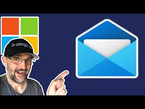 Windows 10 Mail App - Alles, was du wissen musst.