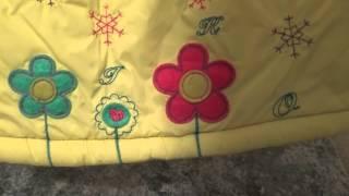 Детский демисезонный комбинезон для девочек! Видео для девочек.(, 2016-01-19T02:50:20.000Z)