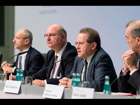First ESRB annual conference – Low interest rates and the implications of financial stability