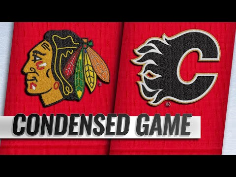 11/03/18 Condensed Game: Blackhawks @ Flames