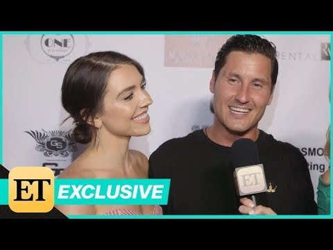 Val Chmerkovskiy Reveals How His Surprise Proposal to Jenna Johnson Almost Got Ruined! (Exclusive)