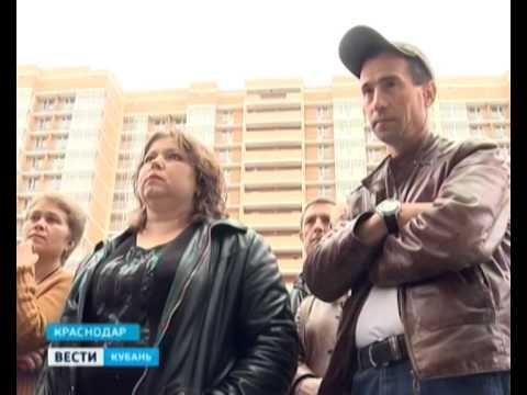 В Краснодаре около сотни жильцов остались без света и воды