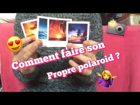 tuto comment faire une photo polaroid avec picmonkey doovi. Black Bedroom Furniture Sets. Home Design Ideas