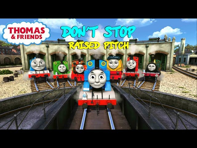 Don't Stop (Raised Pitch) | Thomas & Friends: Steam Team to the Rescue