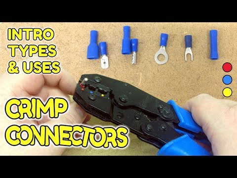 CRIMP CONNECTORS how to crimp EASILY & SAFELY – by VOG (VegOilGuy)
