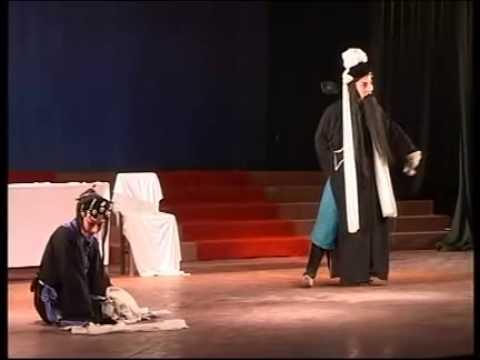 Traditional Chinese Opera (Qinqiang) Shanxi xianyang (Celebrity)秦腔《祭灵 放饭 路遇 走雪》 标清