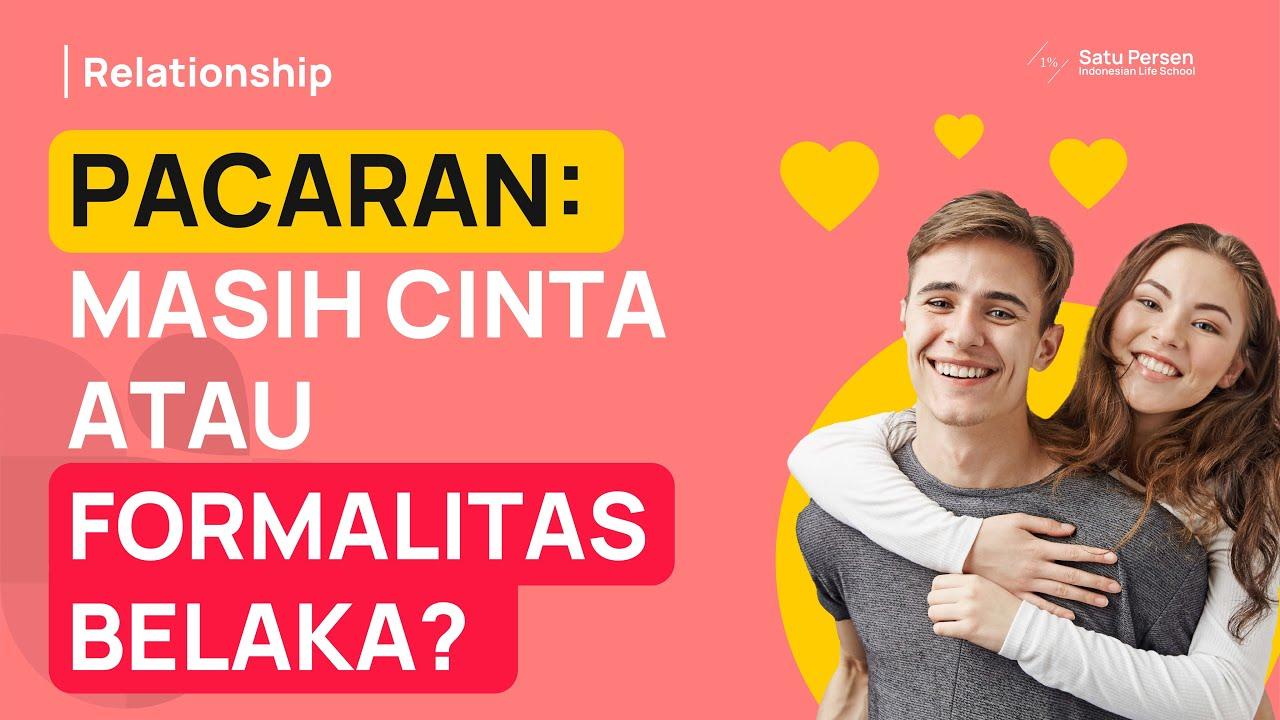 Yakin Beneran Cinta? (Loveless relationship)