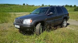 1-qism. Jeep Grand Cherokee Ko'rib 4.7 V8 1999-2004 model - yil-Jeep Grand Cherokee bu wj bir MULOHAZA WJ
