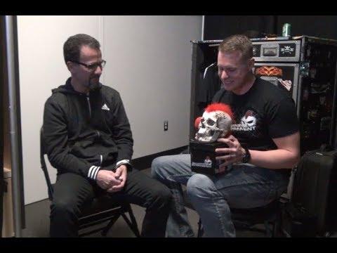 Tony Rombola - Godsmack Interview - Backstage Entertainment