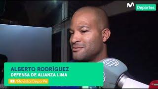 Alberto Rodríguez: