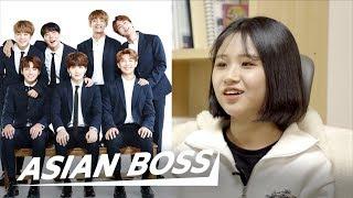 We Met A Hardcore BTS ARMY In Korea | ASIAN BOSS