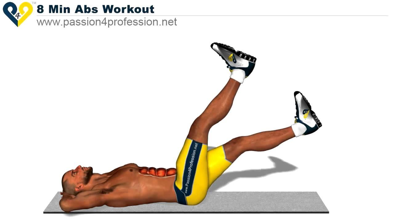 exercitii pentru abdomen barbati