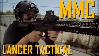 Lancer Tactical Elite Multi Mission Carbine MMC with Recoil