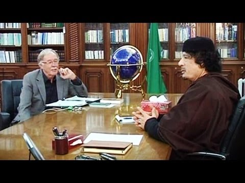 Behind the Scenes - Gaddafi Interview Revisited