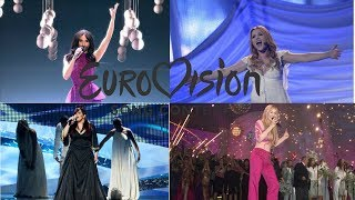 Eurovision best moments